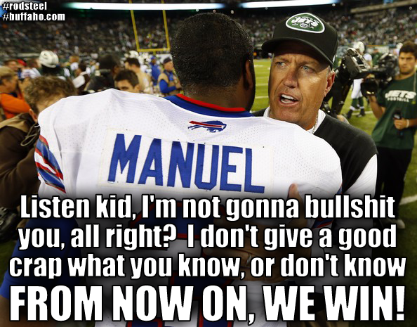 MEME Rex Ryan+EJManual+Buffalo Bills+v+New York Jets sports meme gallery buffaho saloon & bus stop
